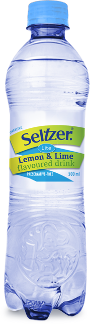 Seltzer Lite Lemon and Lime Flavoured Drink